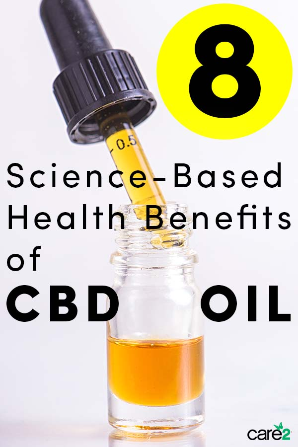 8 Science-Based Benefits of CBD Oil