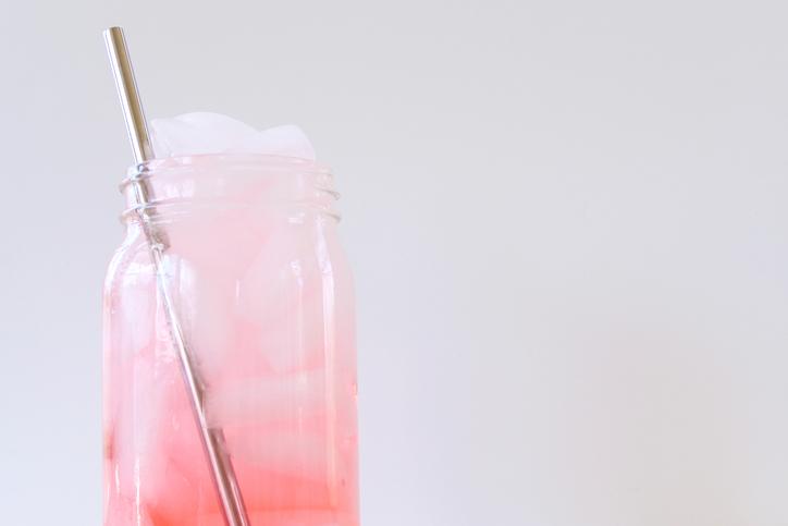 Pink lemonade zero waste
