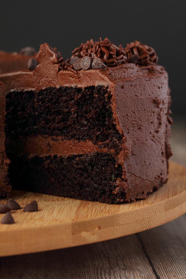 Chocolate Zucchini Cake - Care2