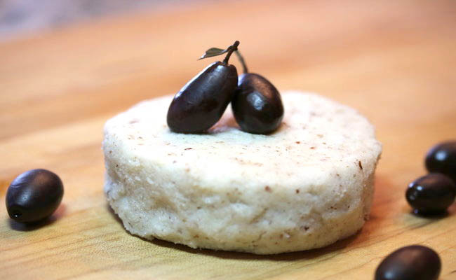 Fermented Almond Farmers Cheese