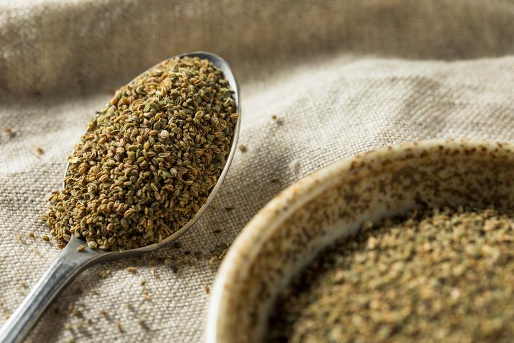 Healthy Dry Organic Celery Seeds