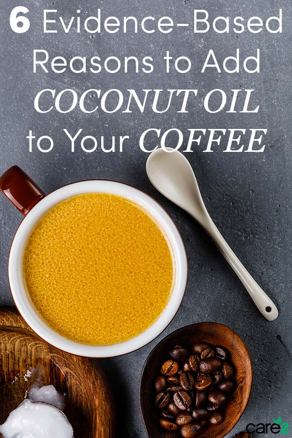 6 Benefits of Adding Coconut Oil to Your Morning Coffee