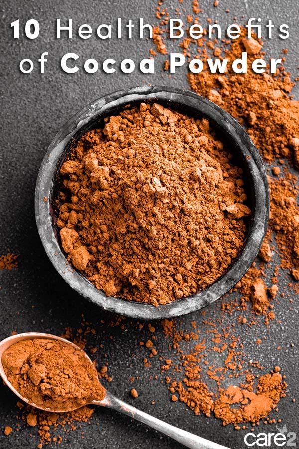 10 Delicious Health Benefits of Cocoa Powder