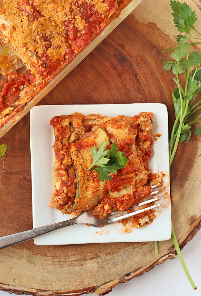 Zucchini Noodle Lasagna - Care2