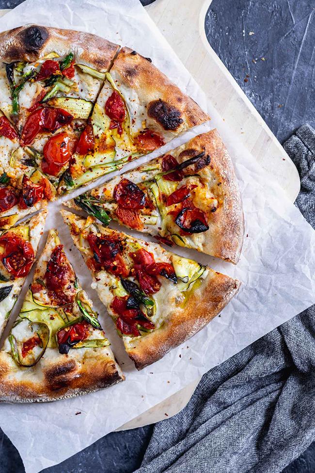 Pizza Primavera - Care2