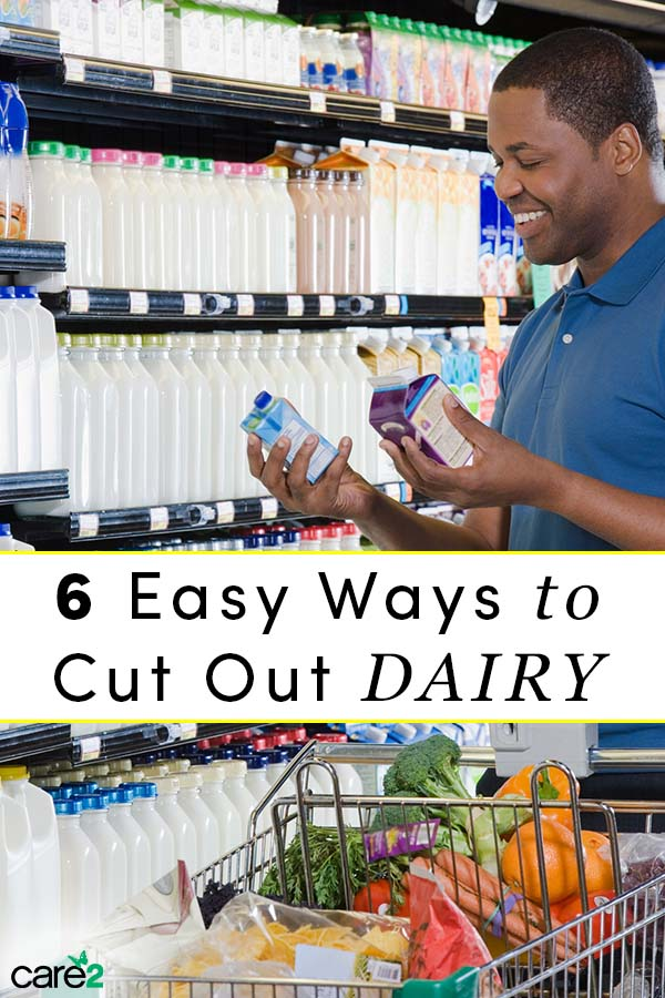 6 Easy Ways to Cut Out Dairy