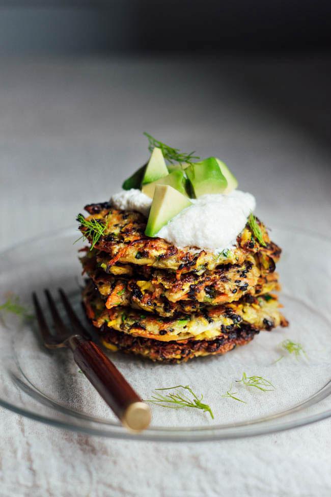 Zucchini Pancake - Care2