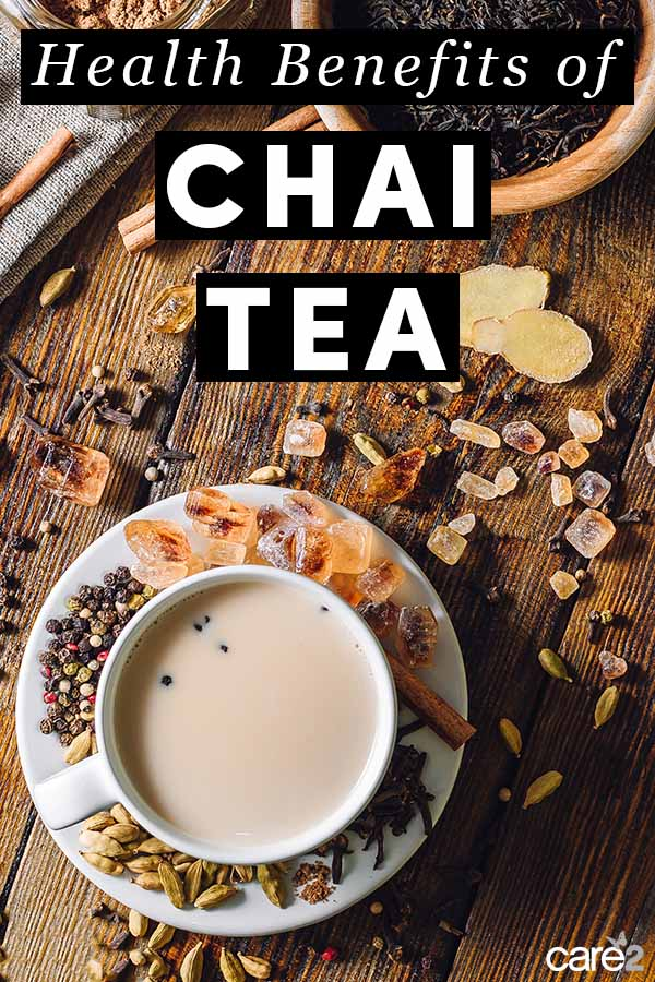 Health Benefits of Chai Tea