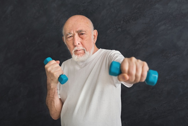How to Keep Muscles Strong as You Age