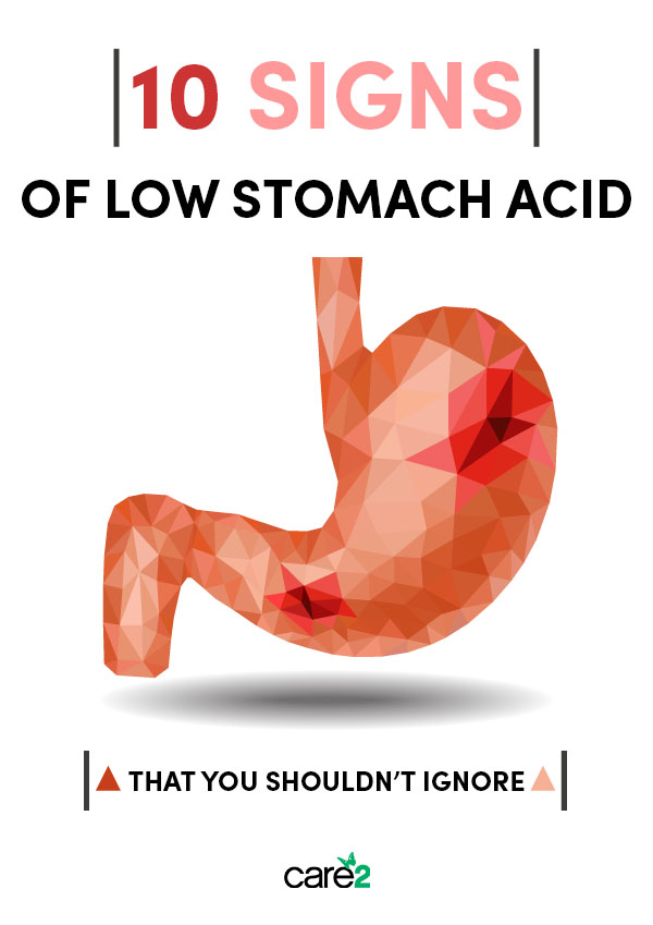 10 Telling Signs You Could Have Low Stomach Acid