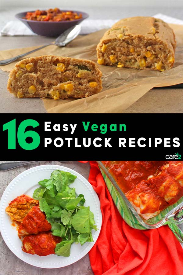 16 Easy Vegan Potluck Recipes
