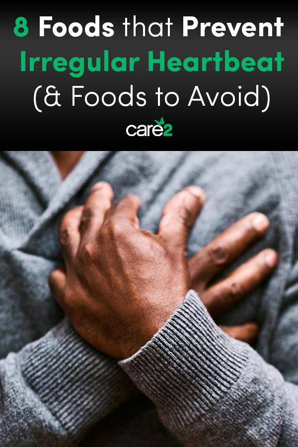 8 Foods that Prevent Irregular Heartbeat (& Foods to Avoid)