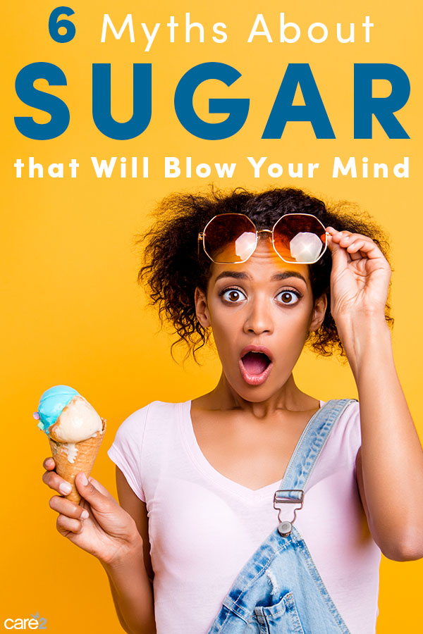 6 Myths About Sugar that Will Blow Your Mind