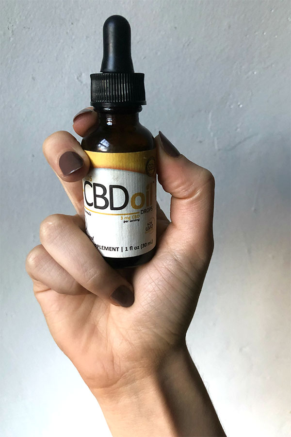 I Tried CBD Oil for My Anxiety. Here's What Happened.