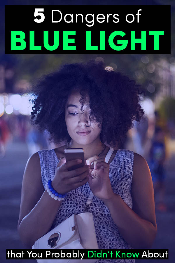5 Dangers of Blue Light from Digital Devices You Didn't Know About