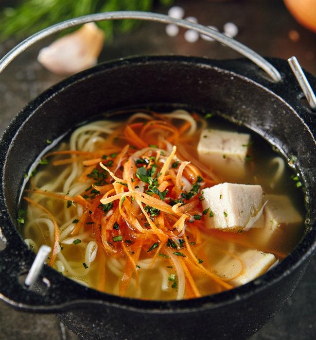 Japanese Soba Soup 2