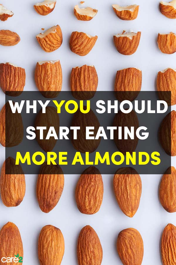 11 Reasons to Eat More Almonds