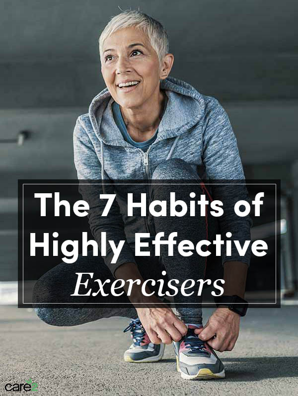 The 7 Habits of Highly Effective Exercisers