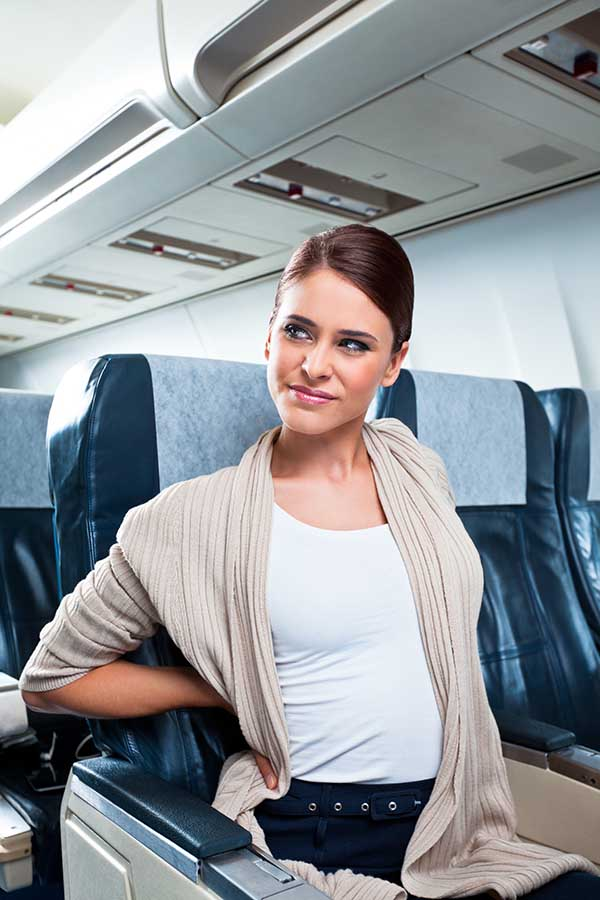 Here's Why You're Always Bloated After Flying - and How to Fix It