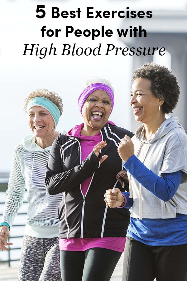 The Best Exercises for People with High Blood Pressure