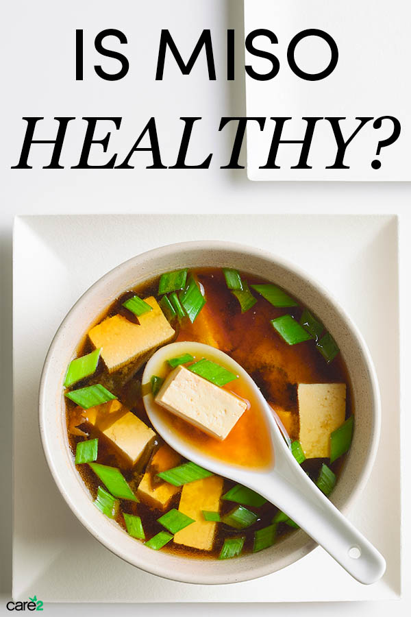 Is Miso Healthy?