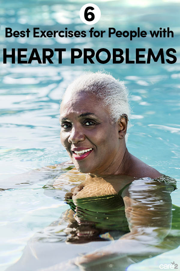The Best Exercises for People with Heart Problems