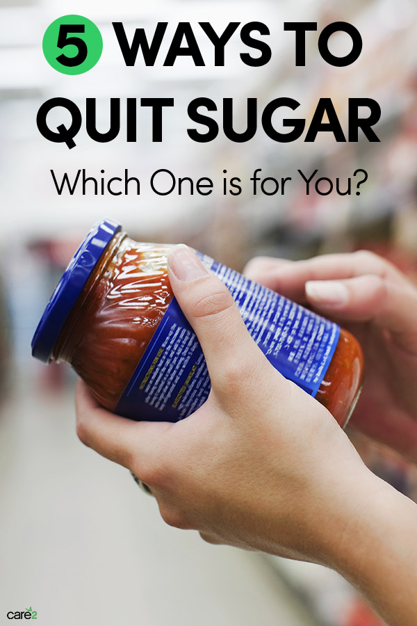 5 Ways to Quit Sugar - Which One is for You?