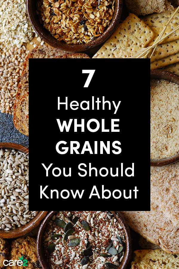 7 Whole Grains You Should Know About