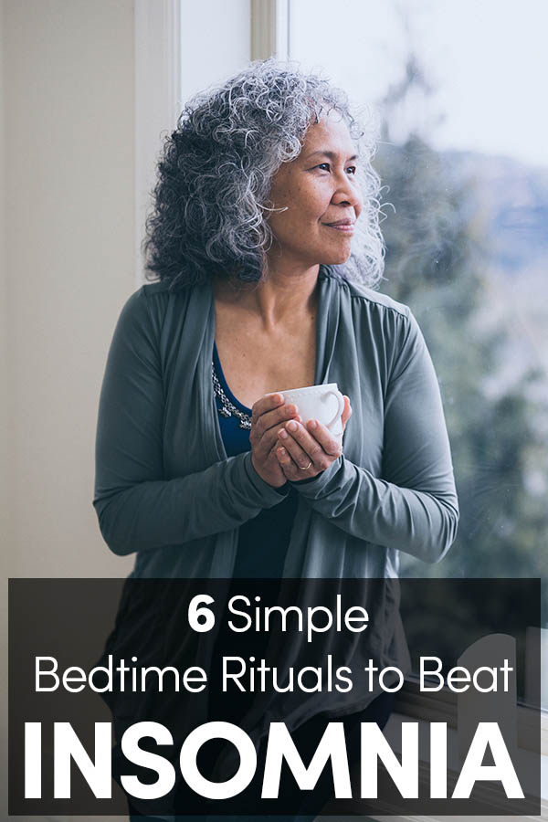 6 Simple Bedtime Rituals to Help You Beat Insomnia