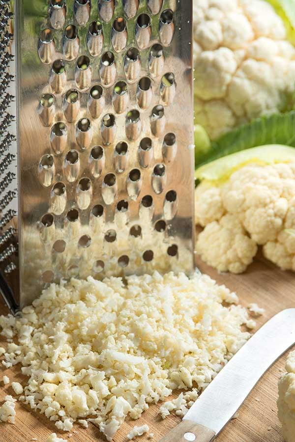 How to Cook Cauliflower Rice