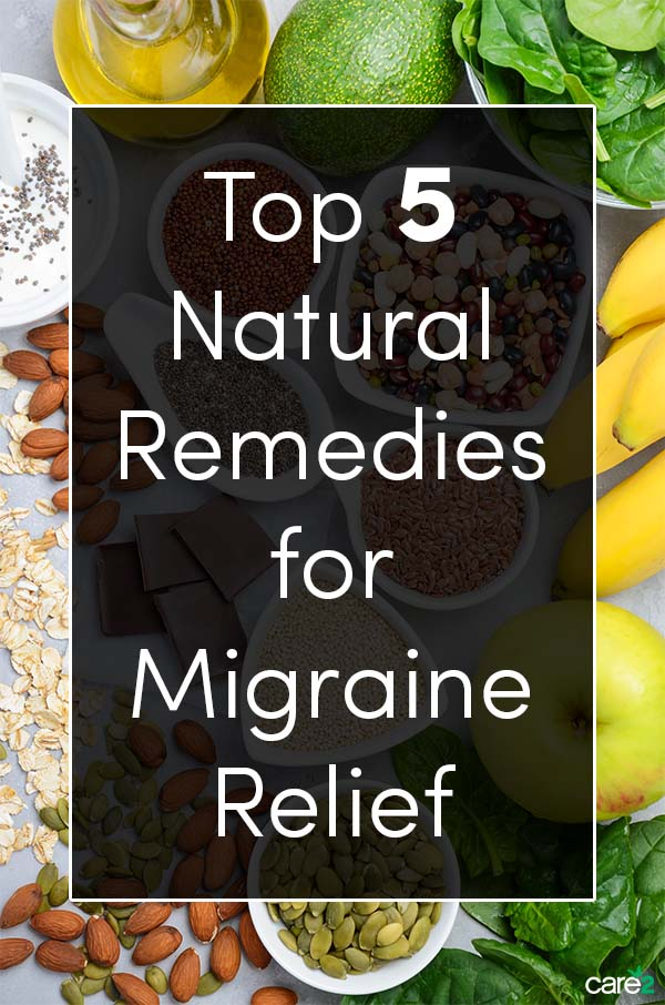 Top 5 Natural Remedies for Migraine Relief