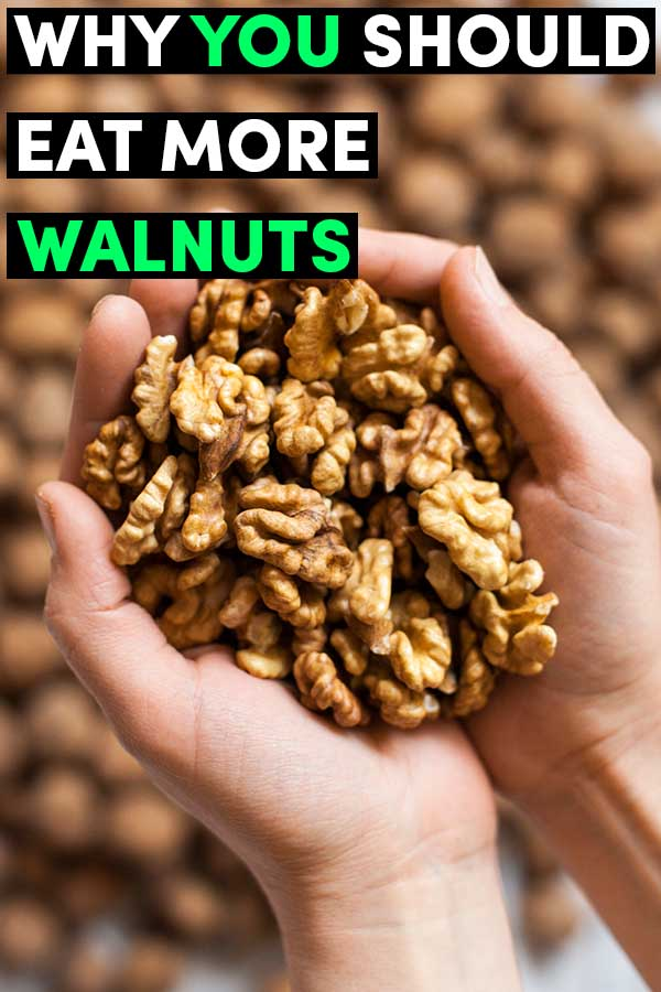 11 Surprising Reasons to Eat More Walnuts
