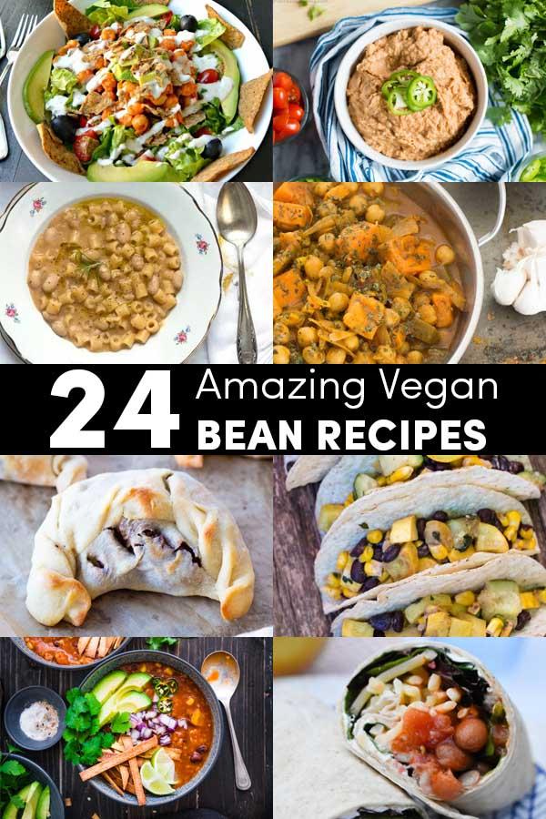 24 Amazing Vegan Bean Recipes