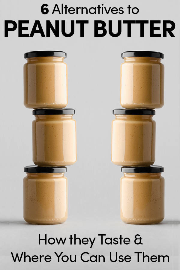 Whether you're sensitive or allergic to peanuts yourself or need to make a peanut-free dish to share, these alternatives to peanut butter can help!