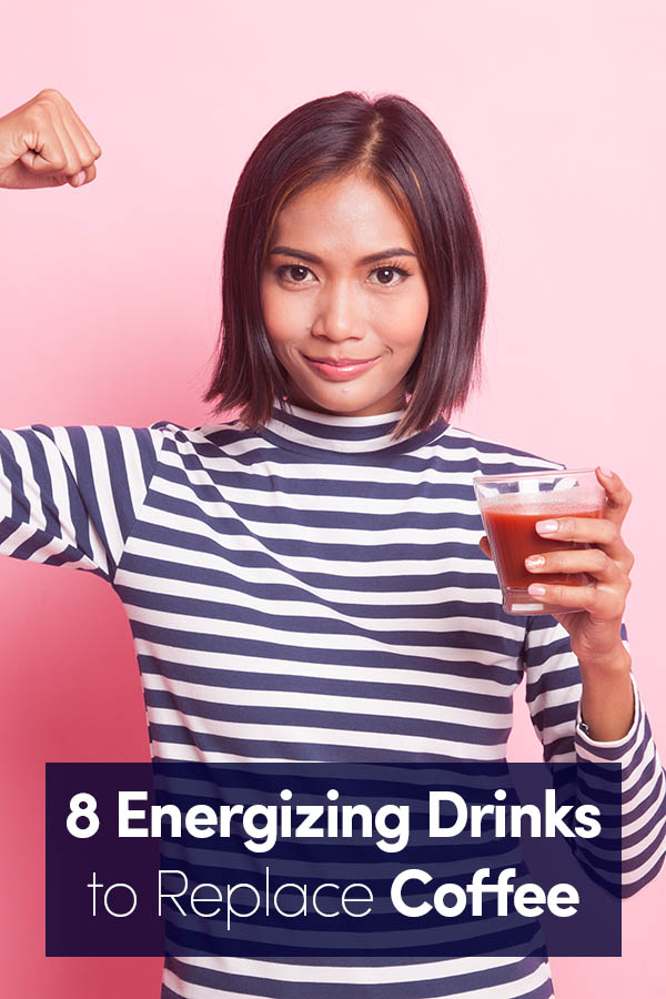 Coffee Alternatives: 8 Energizing Drinks to Replace Coffee