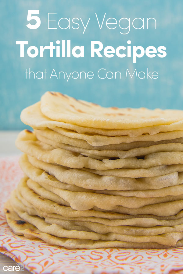 5 Easy Vegan Tortilla Recipes (Plus Mouthwatering Filling Ideas)