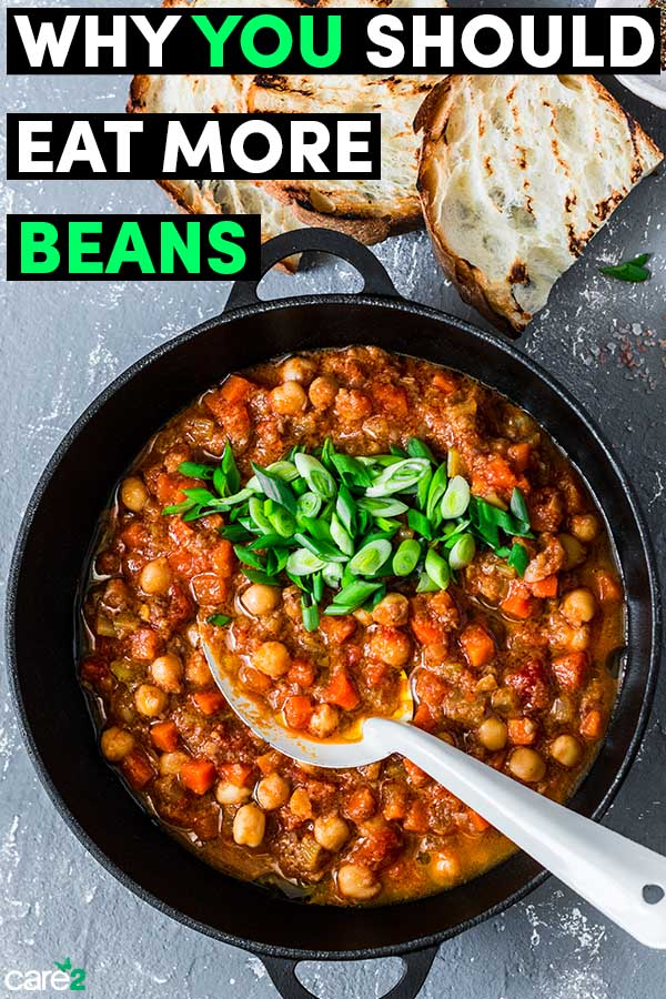 15 Health Benefits of Eating More Beans