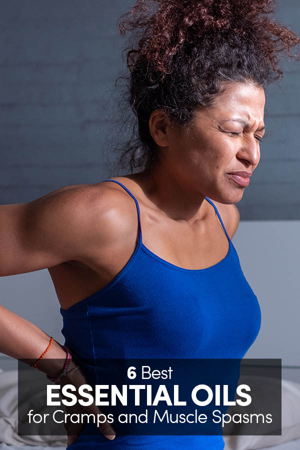 Muscle spasms aren't unavoidable by any means. Learn how to prevent cramps and muscle spasms with these essential oils.