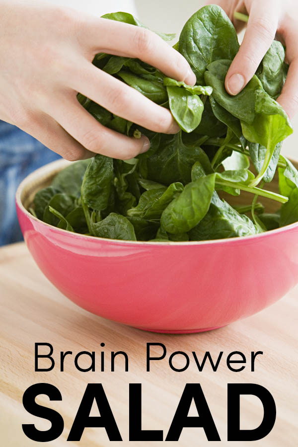 Got Brain Fog? Eat This Salad for Lunch!