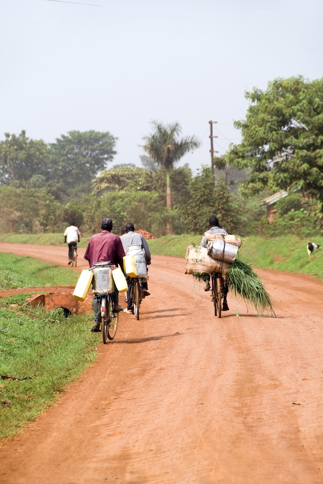 cycling out of poverty