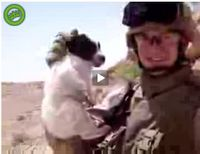 Stand Against Puppy-Killing Soldiers