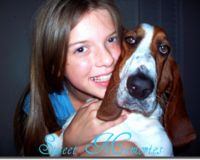 Bassethound Babyboy was shot & killed by neighbor