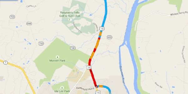 petition: Fix Route 15 Traffic Gridlock in Virginia