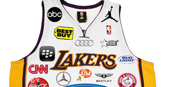 NBA fans AGAINST ads on jerseys