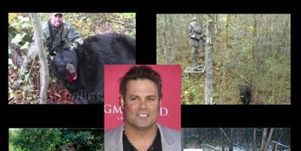 Justice for the tame bear Cubby murdered by Troy Gentry!