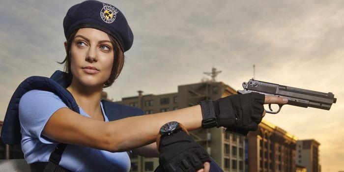 Resident Evil 3 Remake Bring Julia Voth Back As Jill Peticion