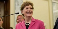 Senator Shaheen: Thank You for Protecting Military Women's Rights!