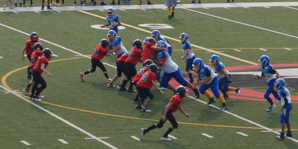 Event Football midget nebraska regulation rule