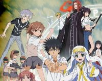 To Aru Majutsu no Index Anime in the United States
