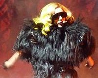 Tell Lady Gaga to Stop Wearing Fur!